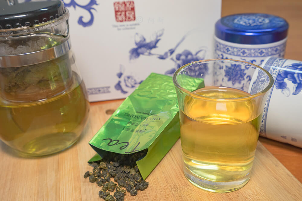 鹿谷芯茶濃凍頂烏龍茶專賣店-10