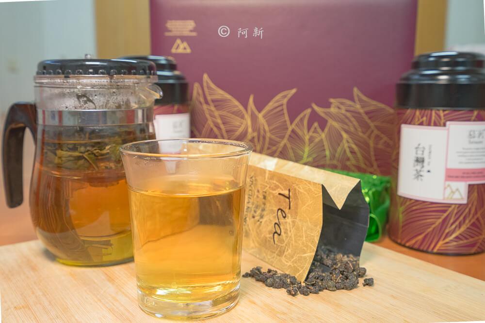 鹿谷芯茶濃凍頂烏龍茶專賣店-20