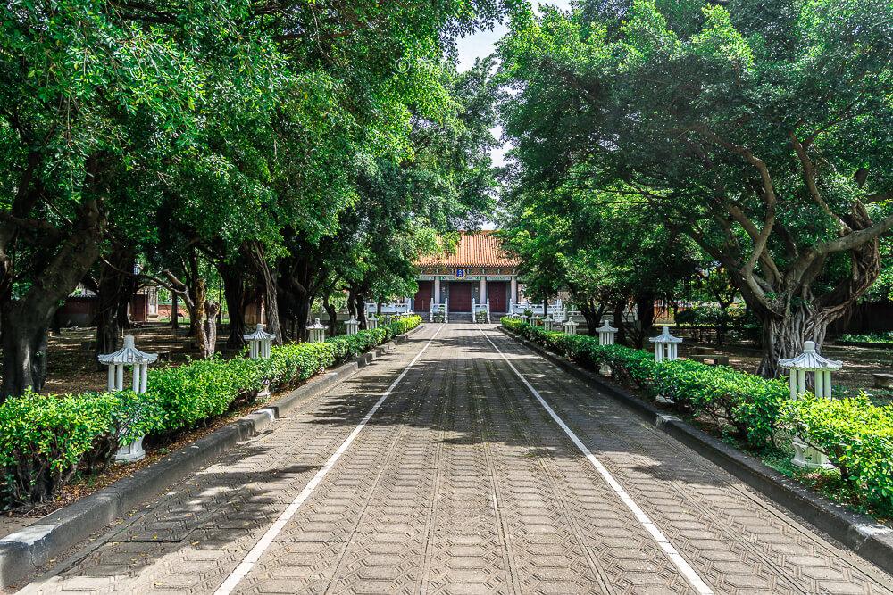 台中孔廟,孔廟,一中孔廟