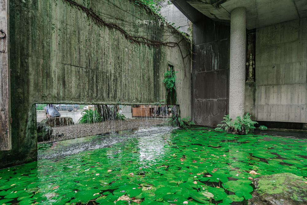 菩薩寺,大里菩薩寺,台中菩薩寺,清水模寺廟