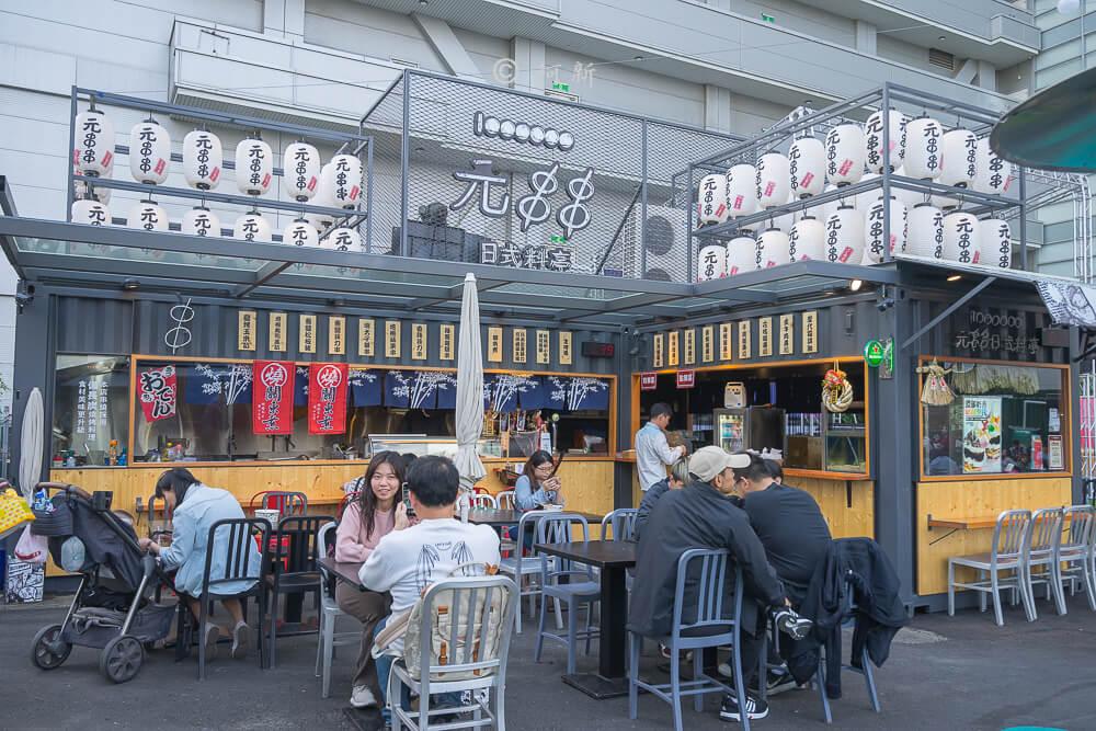 台中UNO貨櫃市集-14