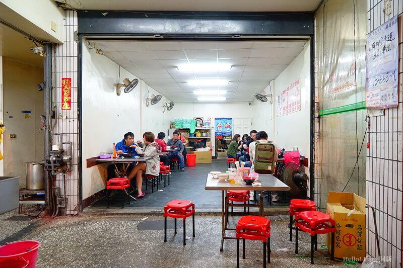后庄老店爌肉飯排骨飯-4