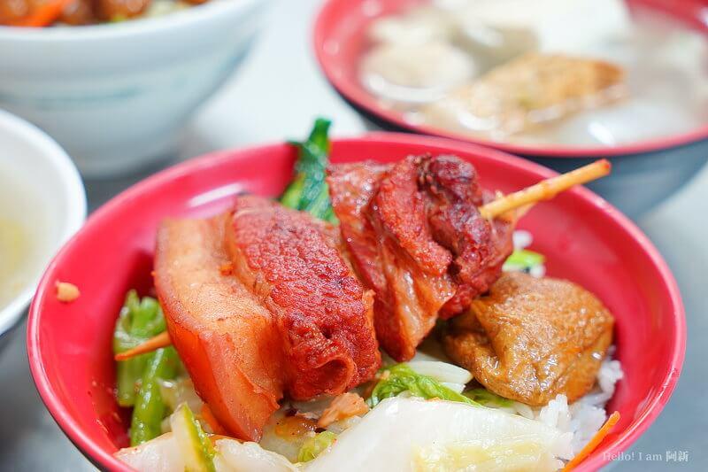 后庄老店爌肉飯排骨飯-11