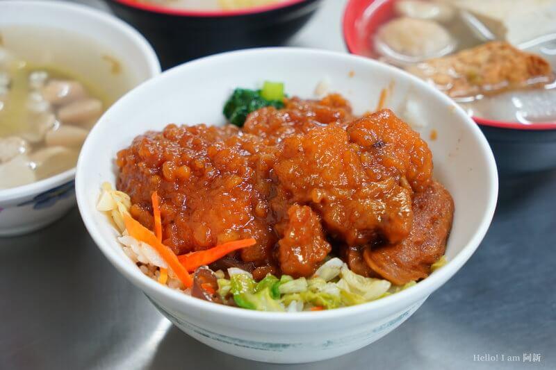 后庄老店爌肉飯排骨飯-6