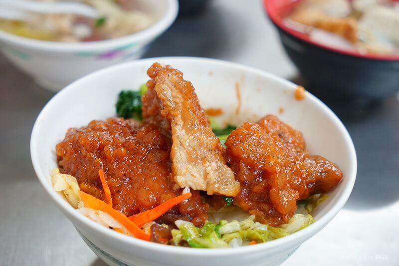 后庄老店爌肉飯排骨飯-9