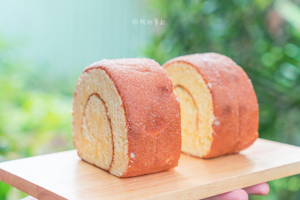 DSC07884 - 東格蛋糕製造所│隱藏忠孝路低調蛋糕店,竟然有賣古早味蛋糕!但我更推薦芋頭蛋糕~