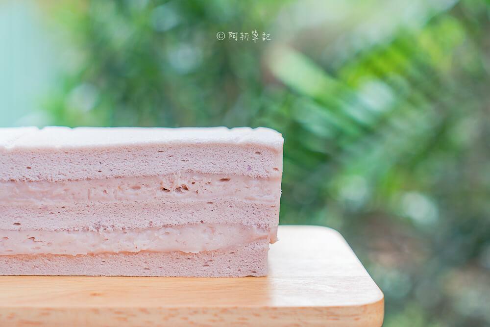 DSC07897 - 東格蛋糕製造所│隱藏忠孝路低調蛋糕店,竟然有賣古早味蛋糕!但我更推薦芋頭蛋糕~