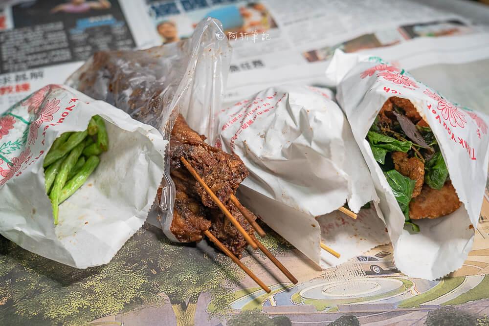 光興路烤肉,光興路七里香,台中七里香,太平七里香
