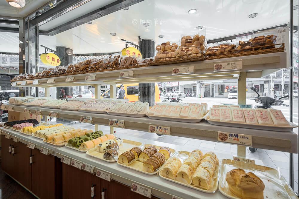DSC06916 - 洪瑞珍三明治中山店|台中火車站美食推這間!洪瑞珍這麼多,你喜歡哪一間?
