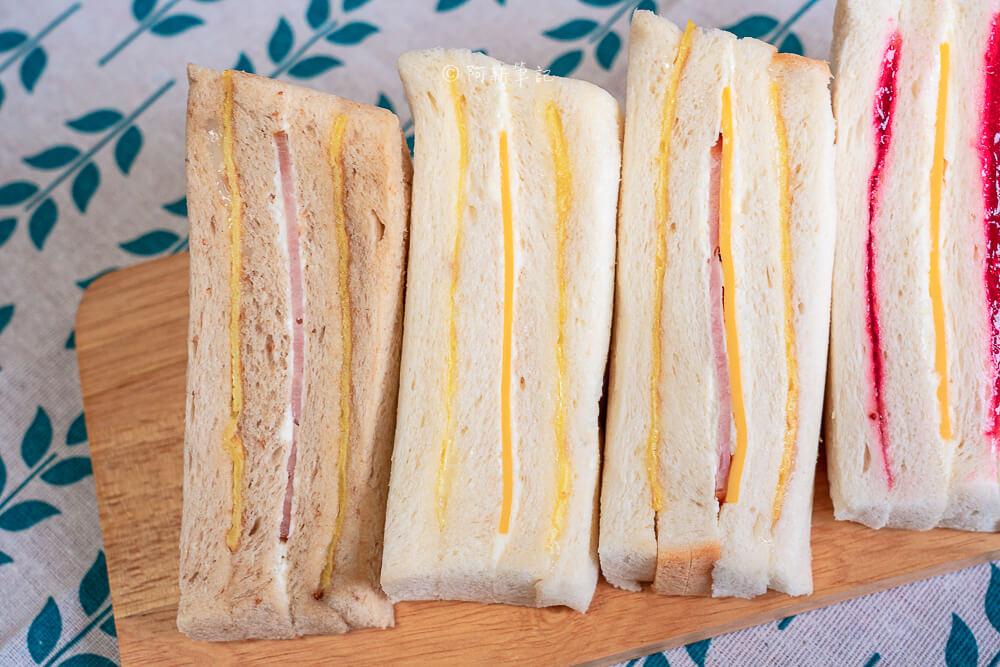 DSC07269 - 洪瑞珍三明治中山店|台中火車站美食推這間!洪瑞珍這麼多,你喜歡哪一間?