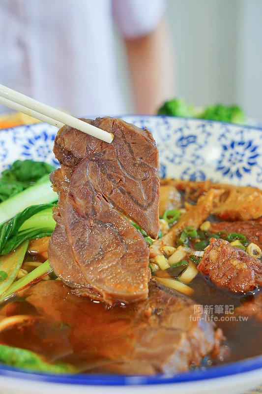 DSC09745 - 熱血採訪|老阿太麵館,科博館美食,老饕牛肉麵讓你牛肉、牛腩、牛筋、牛肚吃爽爽