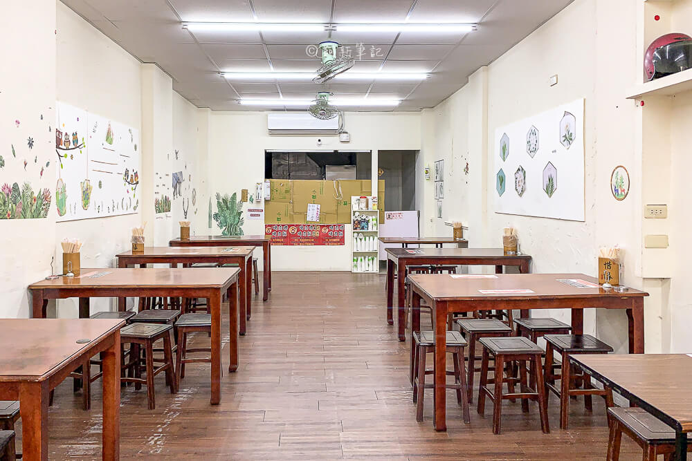 IMG 1677 - 小紅帽韓式烤肉飯│這間台中烤肉飯超多人推薦,更是逢甲學生口袋名單!