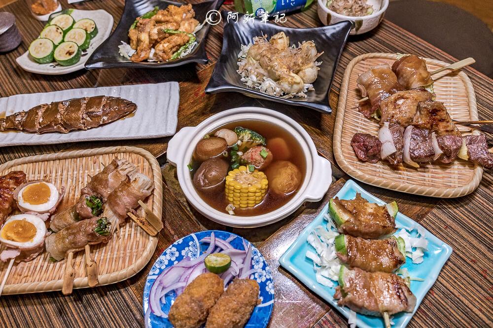 木庵食事處,木庵食事處菜單,日式居酒屋,台中居酒屋,台中日式居酒屋,台中隱藏料理,台中美食,台中餐廳
