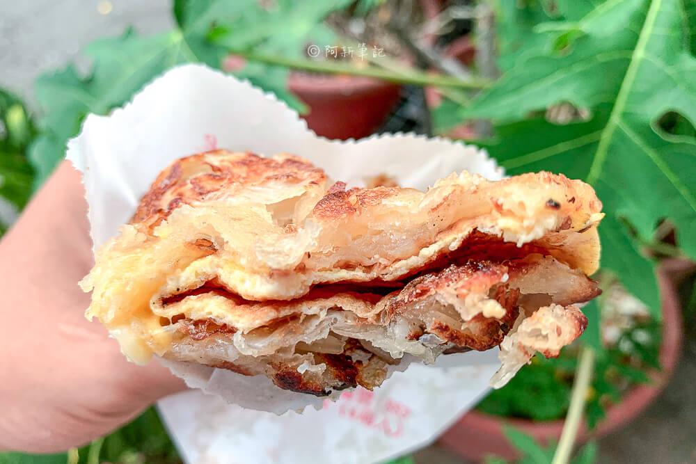 IMG 3908 - 太平緣味蔥抓餅│台中小鎮蔥油餅吃這家!不油不膩,招牌原味蔥抓餅必吃~