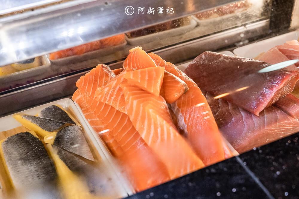 DSC00976 - 熱血採訪│超邪惡三色丼再次現身!滿滿海膽、鮭魚卵跟干貝!超帥鮮肉老闆在這裡,快來一起消滅它