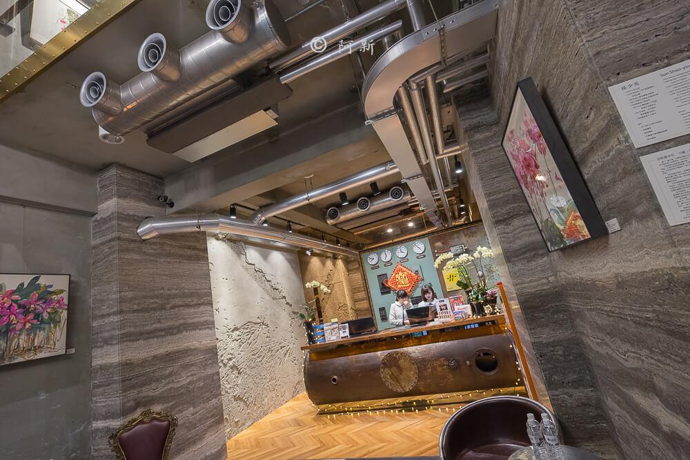 台中1969藍天飯店,1969藍天飯店,1969藍天,台中中區住宿,台中住宿-07