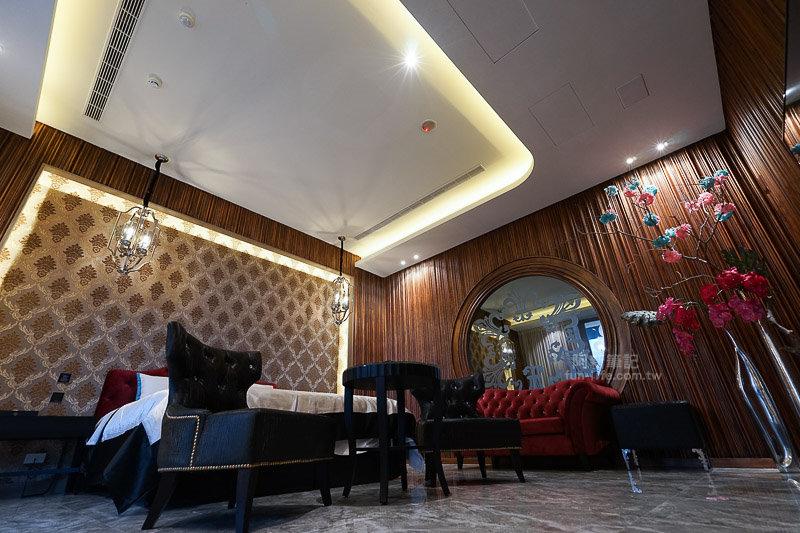 台中悅河精品旅館 -26