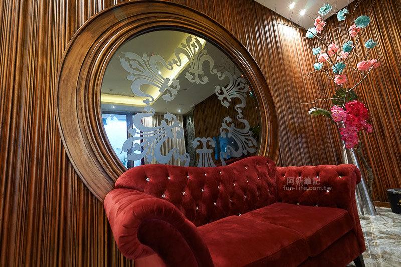 台中悅河精品旅館 -28