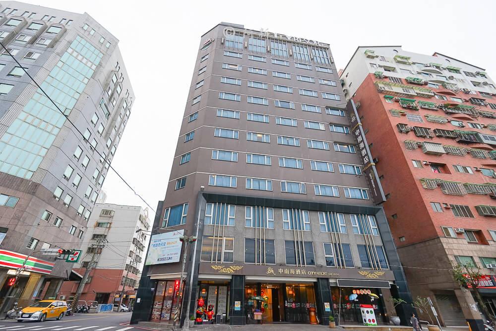 台中中南海酒店-02