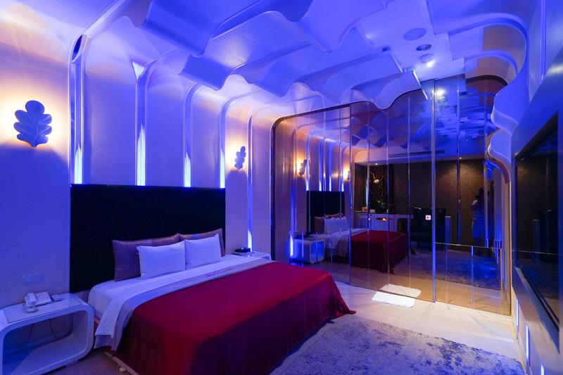金沙時尚汽車旅館
