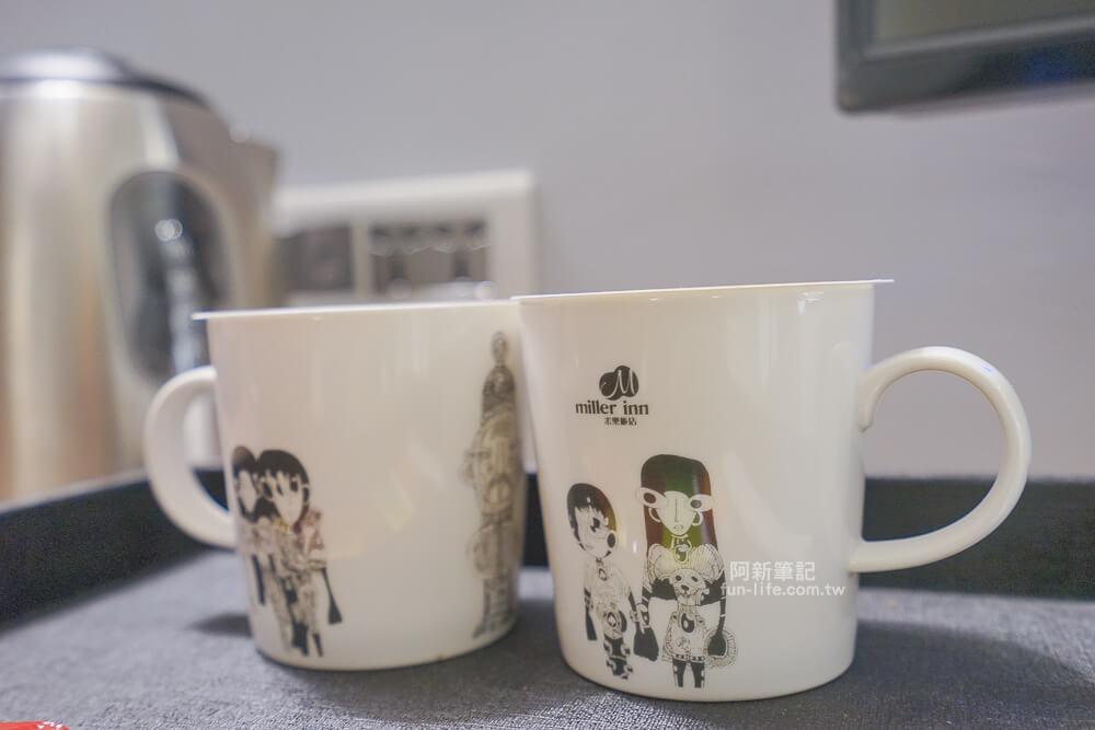 台中米樂旅店-24