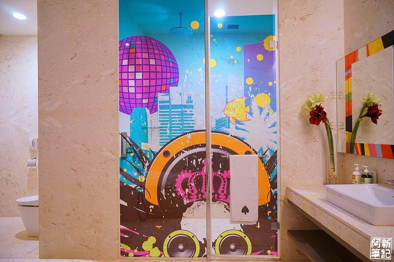 台中悅棧酒店-99