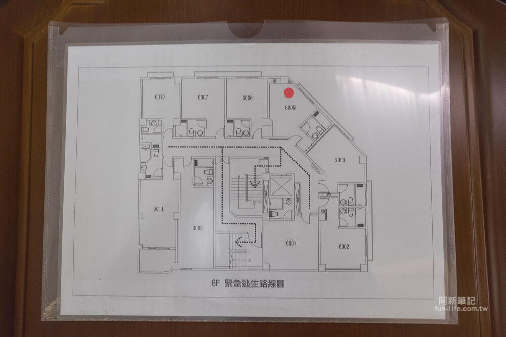 台中塔木德微笑73旅店-12
