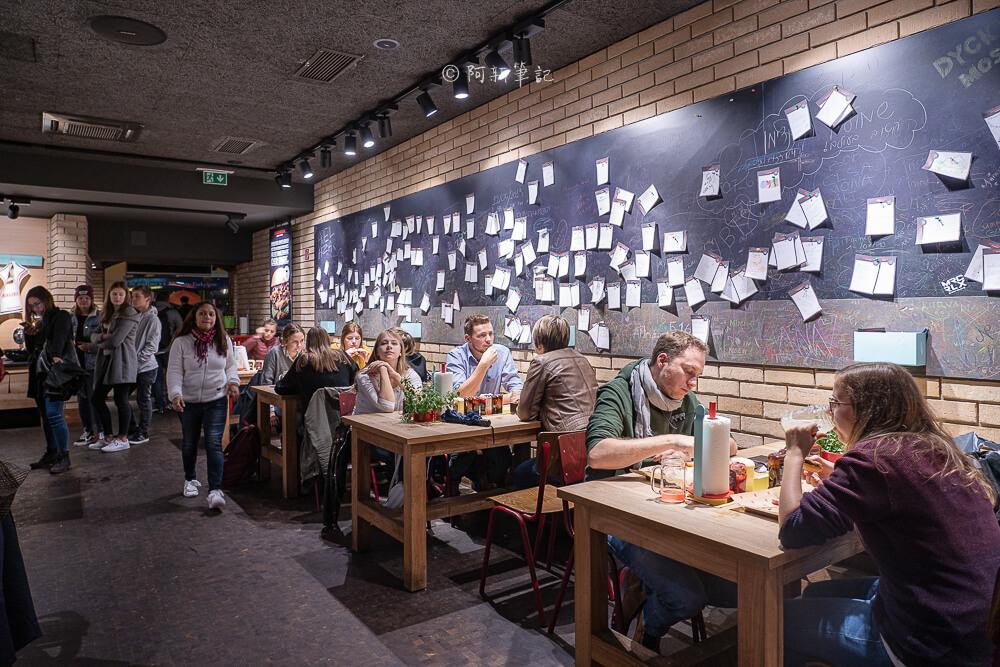 burgerista,薩爾斯堡漢堡,薩爾斯堡餐廳,薩爾斯堡美食,Salzburg food,salzburg restaurant,薩爾斯堡自由行,奧地利薩爾斯堡
