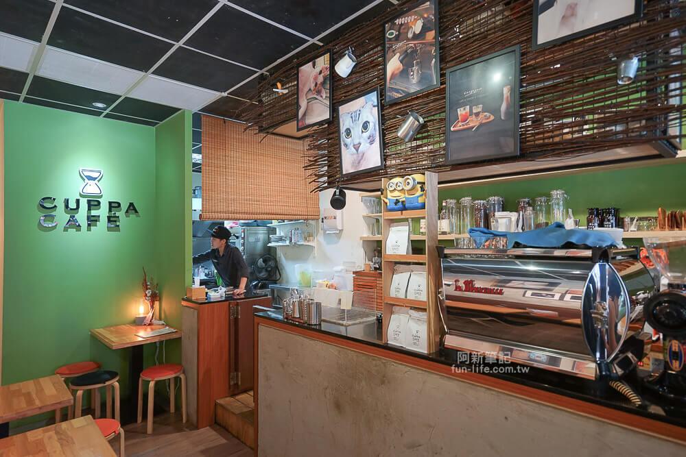 台中咖派咖啡-11