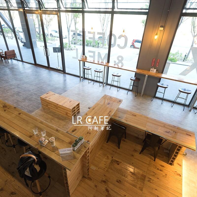 FB - LR CAFE |隱藏烏日高鐵旁物流共和國台中園區,環境寬敞好拍啦!怎麼我這麼晚發現這一間啊?
