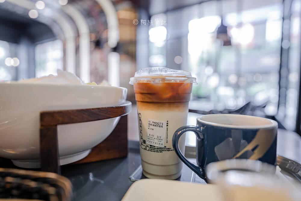 DSC09866 - 卡啡那大墩店|寬敞空間、舒適環境,這間台中咖啡館人潮實在有夠誇張的多,假日一位難求...