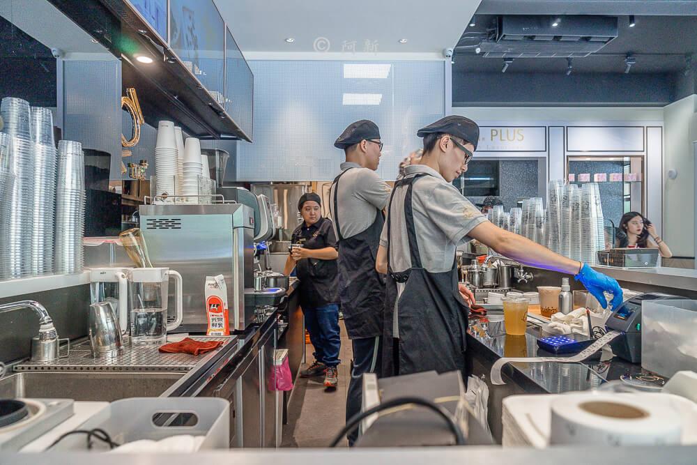 DSC04117 - KOI The七期菁選店|從海外紅回台灣,50嵐體系最新茶飲空間超夯,有座位、有冷氣。