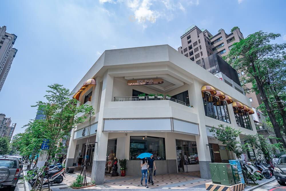 DSC04402 - KOI The七期菁選店|從海外紅回台灣,50嵐體系最新茶飲空間超夯,有座位、有冷氣。