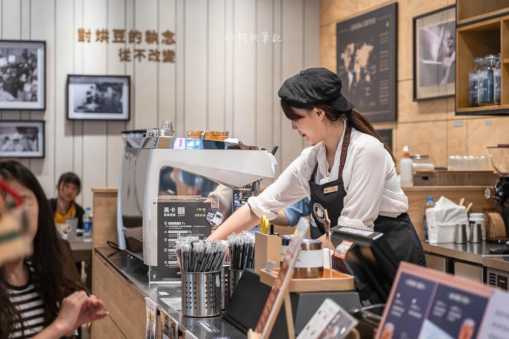 DSC03556 - 熱血採訪│路易莎咖啡西屯文心旗艦店,寬敞空間兼具商務中心!咖啡好喝、餐點也平易近人