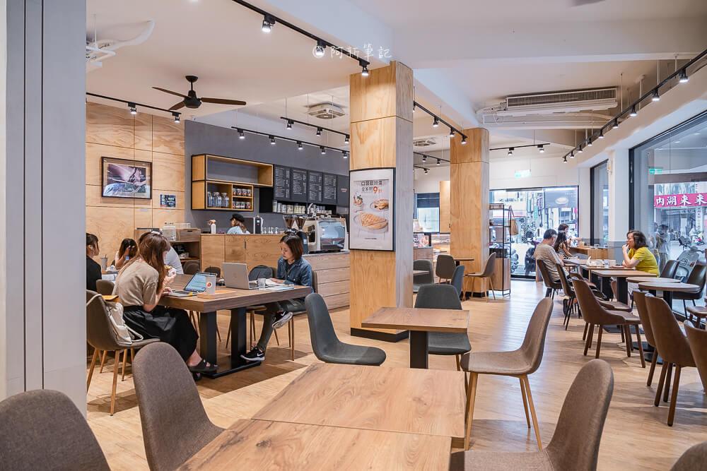 DSC03562 - 熱血採訪│路易莎咖啡西屯文心旗艦店,寬敞空間兼具商務中心!咖啡好喝、餐點也平易近人