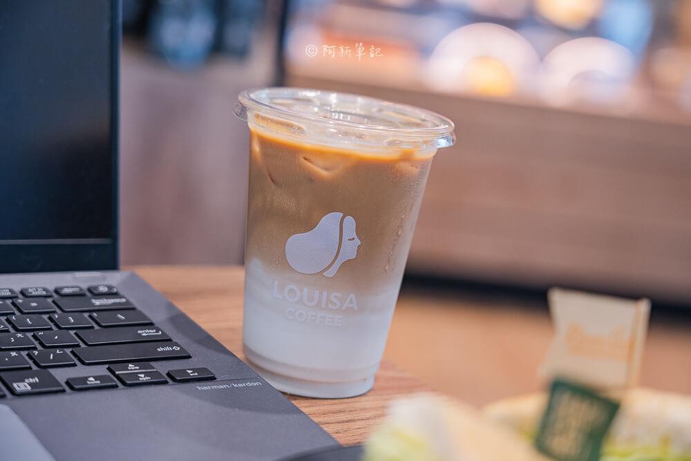 DSC03700 - 熱血採訪│路易莎咖啡西屯文心旗艦店,寬敞空間兼具商務中心!咖啡好喝、餐點也平易近人