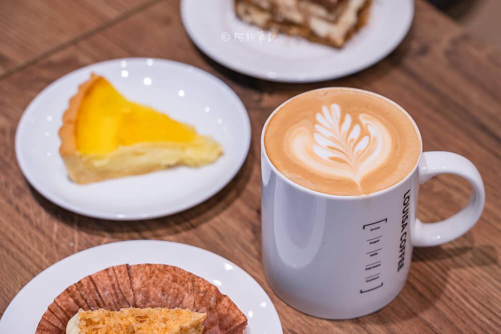DSC03788 - 熱血採訪│路易莎咖啡西屯文心旗艦店,寬敞空間兼具商務中心!咖啡好喝、餐點也平易近人