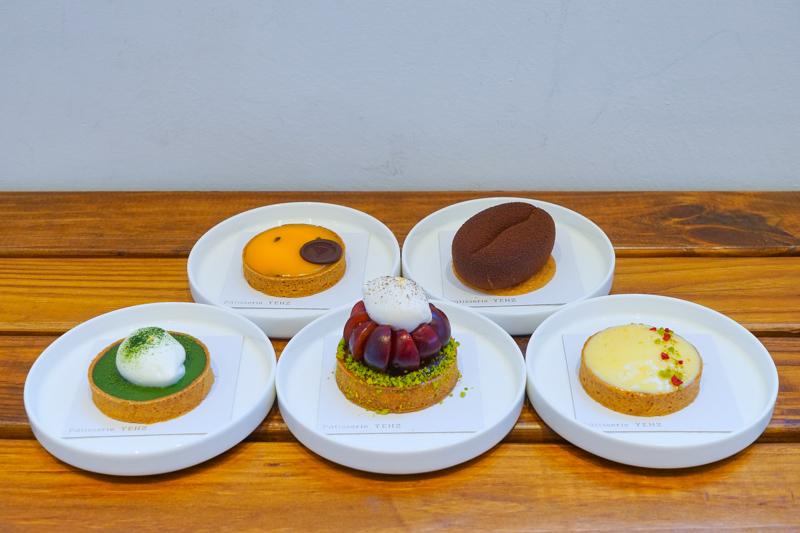 葉食甜點工作室-13