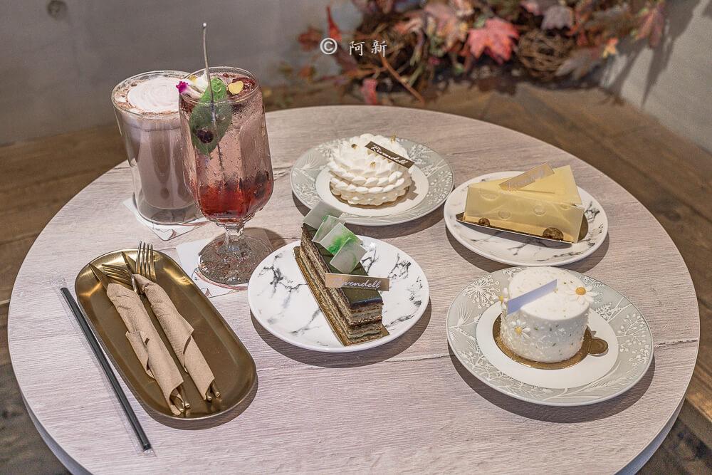 台中RivenDell,瑞文戴爾手作甜點-32