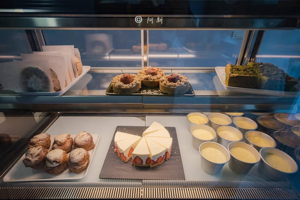 DSC05288 - 若草甜點店 |模範街內超低調下午茶,手作甜點、價格平易近人,舒適空間,這可是IG熱門打卡店來的啦!