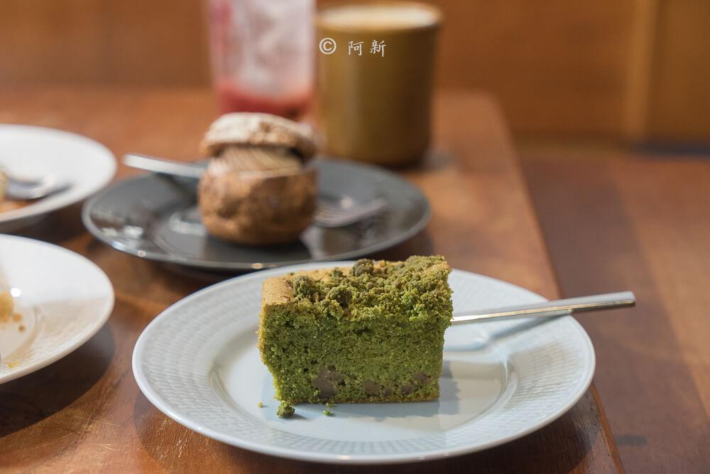 DSC05316 - 若草甜點店 |模範街內超低調下午茶,手作甜點、價格平易近人,舒適空間,這可是IG熱門打卡店來的啦!
