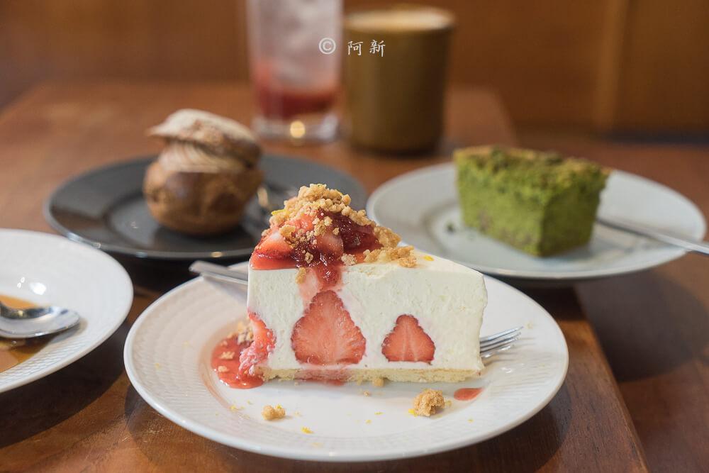 DSC05335 - 若草甜點店 |模範街內超低調下午茶,手作甜點、價格平易近人,舒適空間,這可是IG熱門打卡店來的啦!