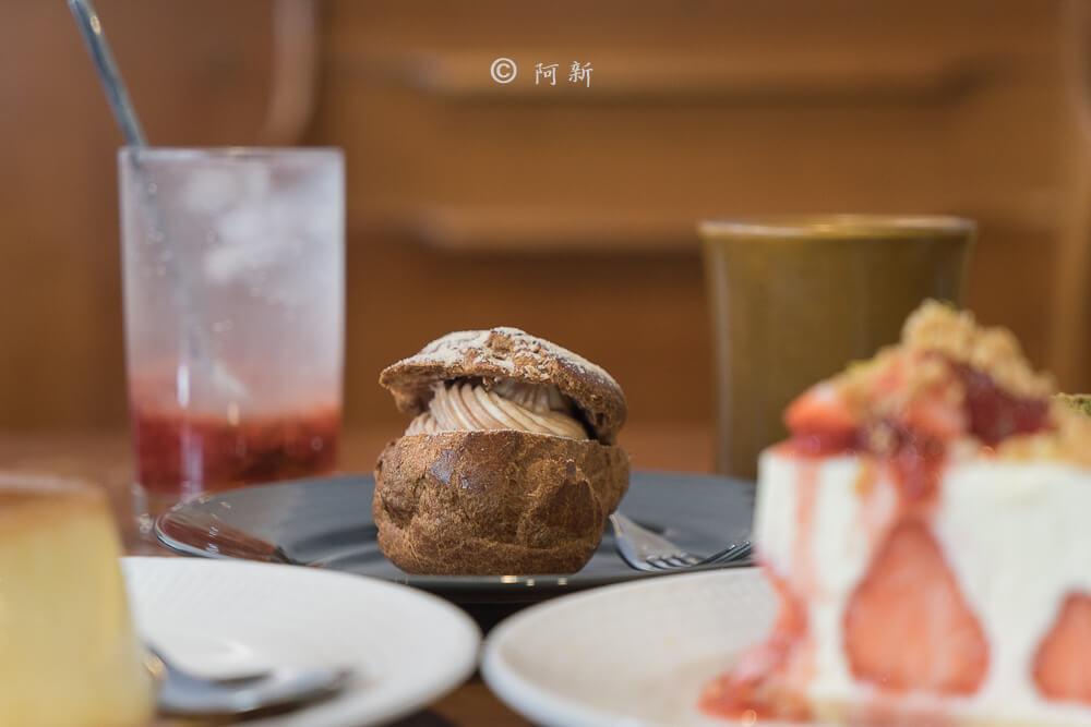 DSC05346 - 若草甜點店 |模範街內超低調下午茶,手作甜點、價格平易近人,舒適空間,這可是IG熱門打卡店來的啦!