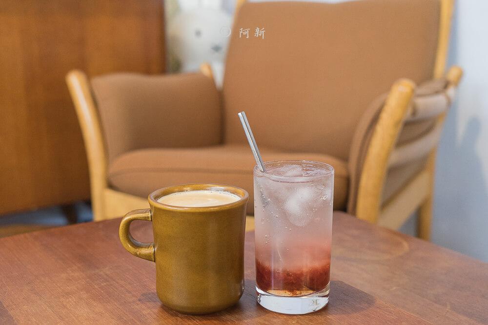 DSC05358 - 若草甜點店 |模範街內超低調下午茶,手作甜點、價格平易近人,舒適空間,這可是IG熱門打卡店來的啦!