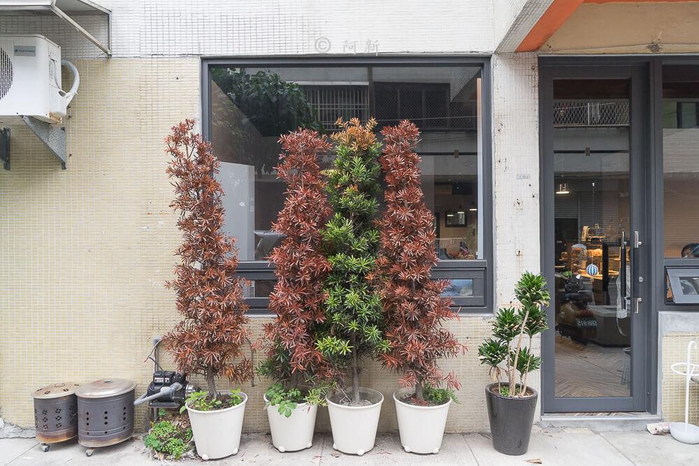DSC05382 - 若草甜點店 |模範街內超低調下午茶,手作甜點、價格平易近人,舒適空間,這可是IG熱門打卡店來的啦!