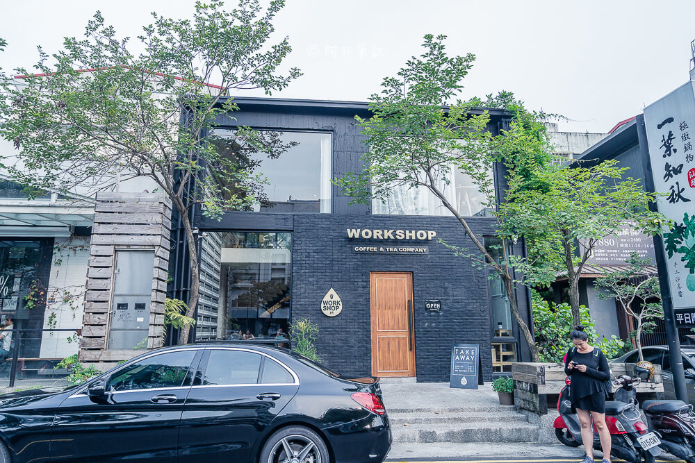 Workshop Tea,SOGO咖啡館,SOGO Workshop,台中咖啡館
