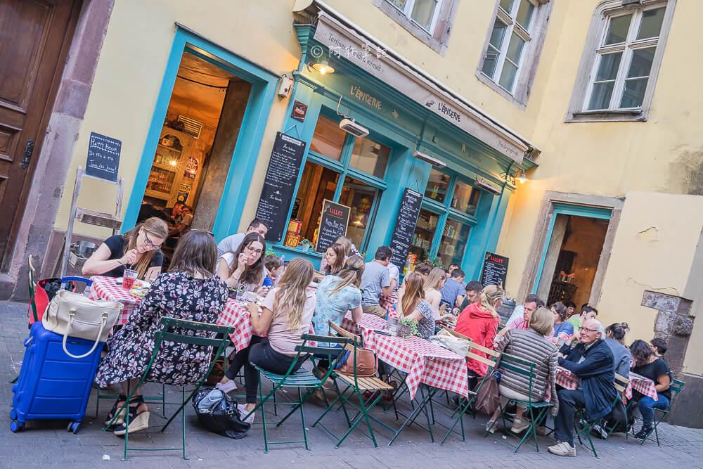 L'Epicerie,L'Epicerie Strasbourg,史特拉斯堡餐廳,史特拉斯堡美食,strasbourg 餐廳,strasbourg 美食,史特拉斯堡自由行,史特拉斯堡旅遊