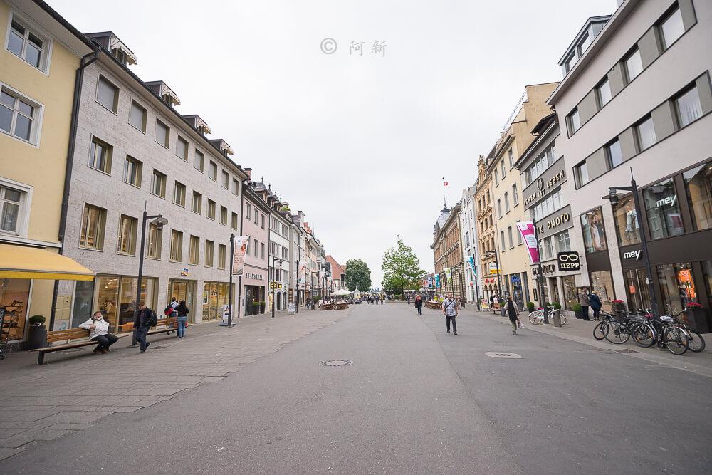 德國康斯坦茲,康斯坦茲,德國康茲坦茲,德瑞邊境康茲坦茲,康茲坦茲,Konstanz,德國小鎮,德國旅遊,德國-08