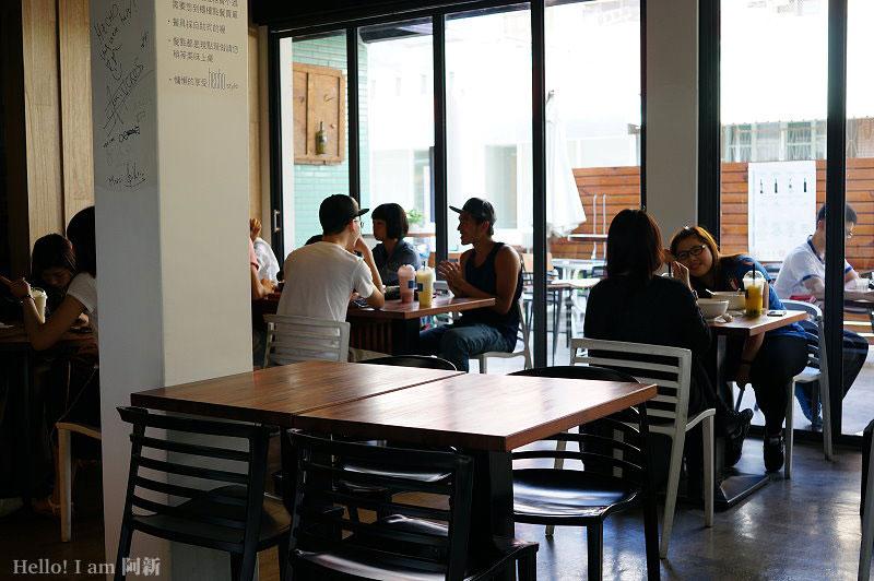 DSC06799 - 做咖啡hecho|勤美綠園道巷弄內,手做餐點,只接受現場等候座位。