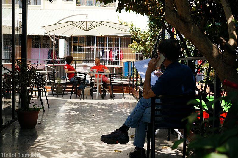 DSC06824 - 做咖啡hecho|勤美綠園道巷弄內,手做餐點,只接受現場等候座位。